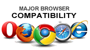 OBM Products require a Web Browser