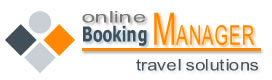 Online Booking Manager - Logo